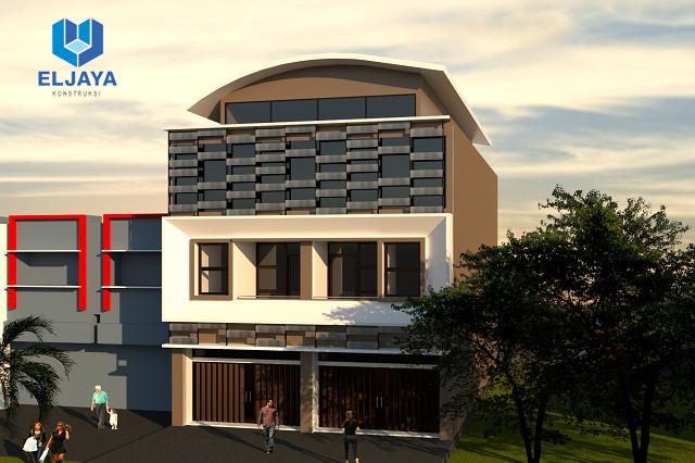 Jasa Kontraktor Kalimantan Timur - Desain Eksterior