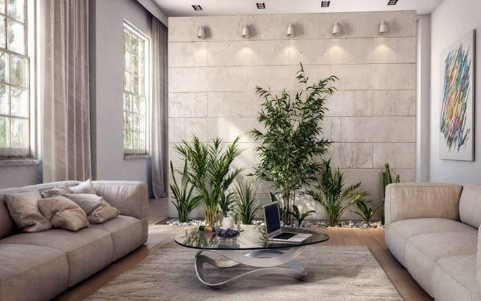 Membuat Tampilan Ruangan Yang Natural