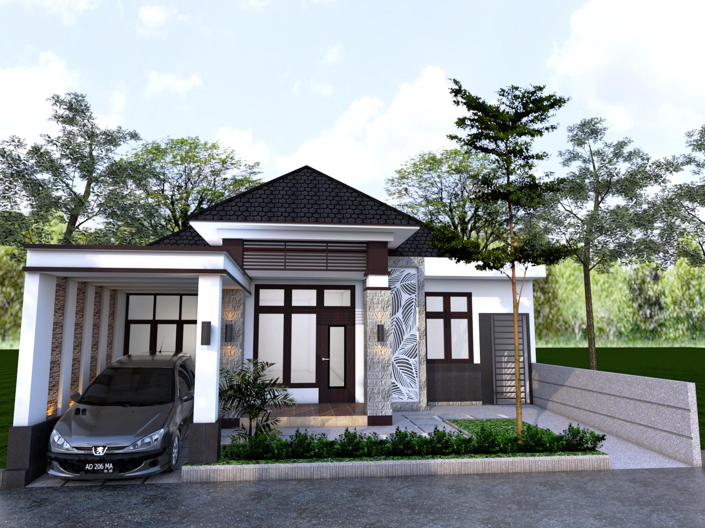 Desain Rumah Bontang